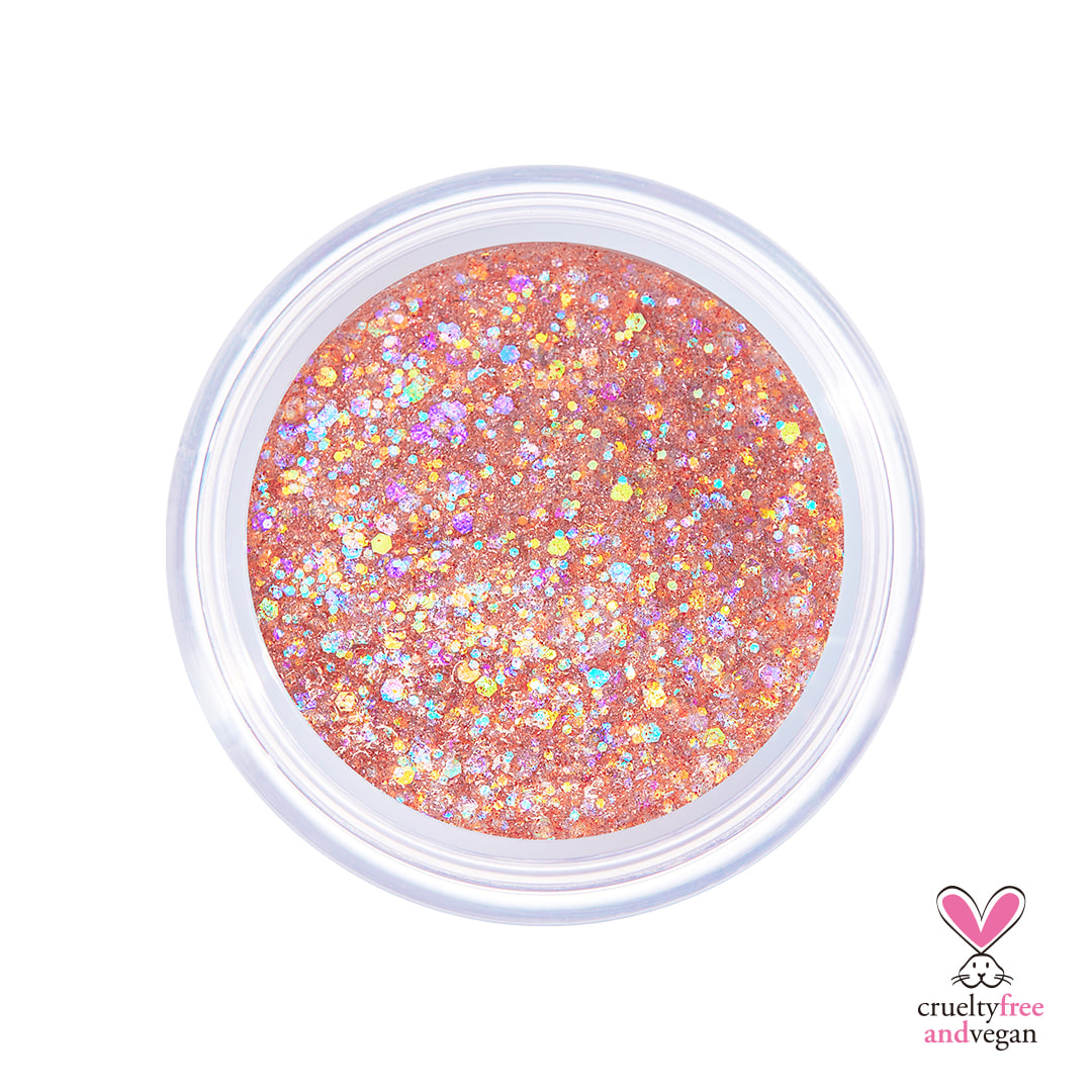🔥HOT🔥  Get Loose Glitter Gel.  N°4 Love Dreamer